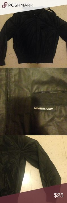 Members Only jacket Size 44 excellent condition members only Jackets & Coats