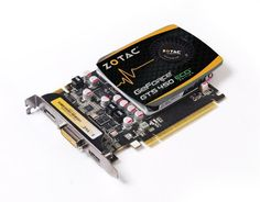 ZOTAC GeForce GTS 450 1GB DDR3 PCI-Express 2.0 HDMI DVI Display Port SLI Ready Graphics Card ZT-40508-10L by Zotac. $102.95. Heighten your graphics experience with the powerful ZOTAC GeForce GTS 450featuring Microsoft DirectX 11 with hardware tessellation technology. The ZOTAC GeForce GTS 450 raises the bar for graphical realism and multimedia prowess while maintaining the sweet spot of performance and value for demand in gamers and enthusiast to deliver the pe...