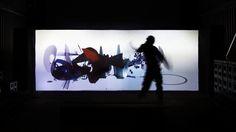 Interactive Installation @ PLATOON KUNSTHALLE Berlin by elektropastete. … an immersive mixed reality installation. Interactive Installation, Interactive Design, Point Cloud, Berlin, Clouds, Concept, Digital, Artist, Thesis