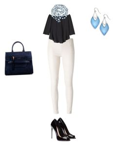"""Option2"" by ruth-dupree on Polyvore featuring MM6 Maison Margiela, Rebecca Taylor, Chanel, Alexis Bittar and Marc Jacobs"