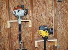 Image result for how to store weed eater