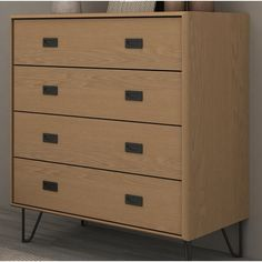 You'll love the Raymo 4 Drawer Dresser at Wayfair - Great Deals on all Furniture products with Free Shipping on most stuff, even the big stuff.