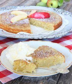 äppelkladdkaka8 Cake Recipes, Dessert Recipes, Swedish Recipes, Pie Dessert, Something Sweet, I Foods, Baked Goods, Food And Drink, Smoothie