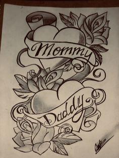 Easy Drawings Sketches, Dark Art Drawings, Pencil Art Drawings, Shiva Tattoo Design, Tattoo Design Drawings, Remembrance Tattoos, Memorial Tattoos, Cross Tattoo Designs, Butterfly Tattoo Designs