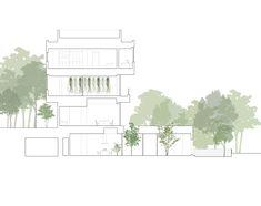 Gallery of BMLZ Villa Office / Tsutsumi & Associates - 45