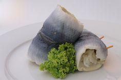 Restaurace Zlatý soudek - Vodňany Fresh Rolls, Ethnic Recipes, Food, Eten, Meals, Diet