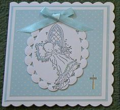 Christening Card by: jdcarddesigns