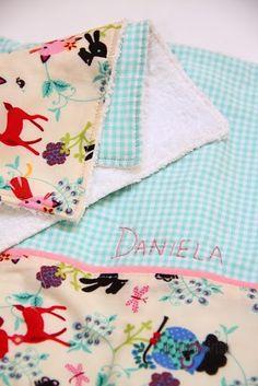 Arrullo y Tutorial toallitas para bebé