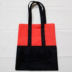 Spunbond Totebag (Kain Furing) Body size: 32cm x 38cm  Handle Height 25cm / Length 65cm