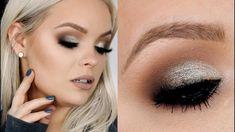 Cool Toned Fall Smokey Eye Makeup Tutorial