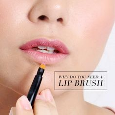 If your lips are your best feature, it's time to accentuate them and get that gorgeous, pouty lips! The easiest way to apply lipstick is directly from the tube but, with a use of a lip brush you'll achieve better application. Here's how important lip brush is: 1. It's designed to apply lipstick with precision and without a smudge. 2. You can layer various lipstick colors with a lip brush to create an original shade. 3. It is used to blend lip liner and lipstick on your lips…
