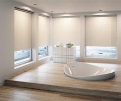 Attirant Made To Measure Roller Blinds Bathroom. Measuring, Design And Filling  Service Available From FunkyWunkyDooDahs
