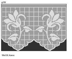 Crochet Placemat Patterns, Crochet Doilies, Crochet Lace, Filet Crochet, Crochet Cross, Art Nouveau Pattern, Crochet Curtains, Crochet Kitchen, Crochet Designs