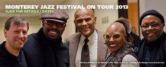 56th Annual Monterey Jazz Festival – September 20 - 22, 2013