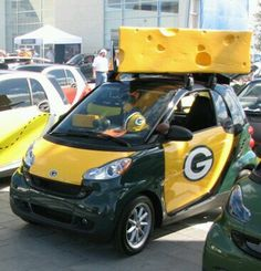 Cheese Head mobile
