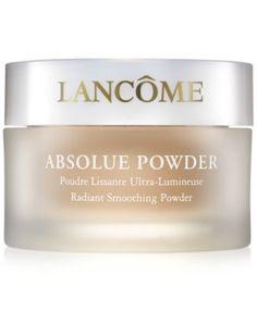 Lancôme ABSOLUE POWDER Radiant Smoothing Powder | macys.com