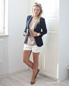 Take a look at 12 women work outfits ideas with shorts in the photos below and get ideas for your own amazing outfits!!! Women Work Outfits ideas with shorts If you prefer the fit of your trousers to be ideal,… Continue Reading →