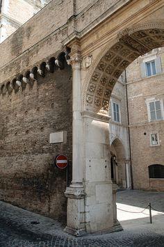 Palazzo del Governo, Ancona, Marche, Italy