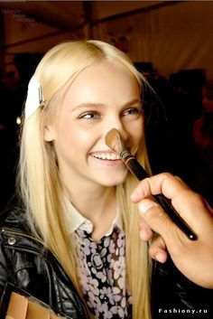 See all the Collection photos from Anna Sui Spring/Summer 2011 Ready-To-Wear now on British Vogue Fashion Models, Fashion Show, Ginta Lapina, Iconic Women, Anna Sui, Ready To Wear, Vogue, Spring Summer, Celebs