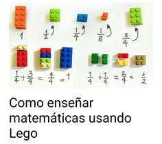 Math with legos Lego Math, Maths, Math Genius, Basic Math, Math Concepts, Math For Kids, Childhood Toys, Math Skills, Raising Kids