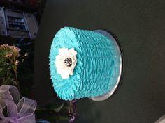 Beautiful 50th birthday cake!