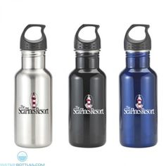 Imprint your logo on a Stainless Steel Custom Waterbottles! Custom Water Bottles, Brand Building, Stainless Steel Bottle, Company Names, Plastic Bottles, Sports Bottles, Beverages, Container, Picnics