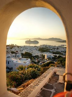 """Mykonos - Top 10 Greek Islands you Should visit in Greece- on my """"to travel"""" list Places Around The World, Oh The Places You'll Go, Places To Travel, Places To Visit, Around The Worlds, Travel Destinations, Greek Islands To Visit, Greece Islands, Mykonos Island"""