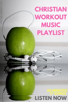 A great list of Christian workout music! Get your heart beating and your feet moving with this lively list of great songs by Christian artists. Keeping your mind on truth and uplifting words will help you have a great work out that not only benefits your body, but also your relationship with God! via @alexiswaid