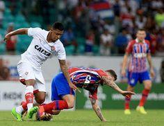 Blog Esportivo do Suíço: Vitória arranca empate no Ba-Vi da Fonte e mantém vantagem na final do Baiano