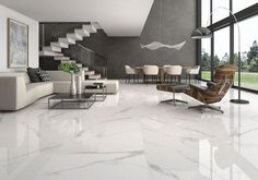 Top Living Room Marble Floor Ideas For More Enchanting . Wicked Top Living Room Marble Floor Ideas For More Enchanting Marble itself is actually a type of rock that comes from frozen Clean Living Rooms, Living Room White, White Rooms, Living Room Colors, Living Room Modern, Interior Design Living Room, Living Room Designs, Floor Design, Tile Design