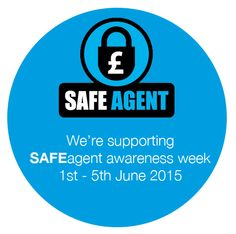 SAFEagent website badge