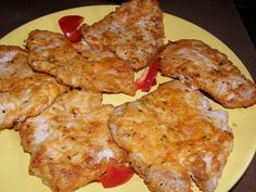 No Salt Recipes, Cooking Recipes, Czech Recipes, Ethnic Recipes, Recipe Land, Salty Cake, Sandwich Recipes, Tandoori Chicken, French Toast