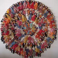 Sacred circle of women