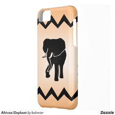 Shop African Elephant Case-Mate iPhone Case created by kahmier. Iphone 5c Cases, Iphone Case Covers, African Elephant, Activity Games, Dog Bowtie, Create Your Own, Ipad, African Bush Elephant, Papillon Dog