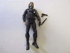 "Winter Soldier Action Figure 6 3/4"" Marvel Legends Black #Hasbro"