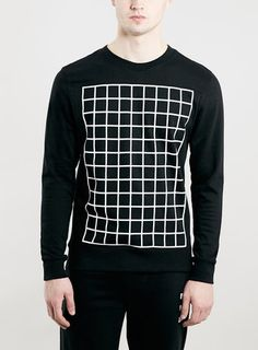 TOPMAN - Hero's Heroine Black Sweatshirt*