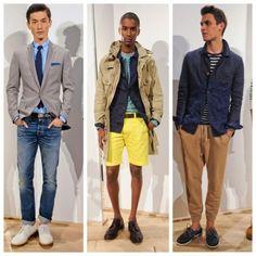 mens spring fashion - Google Search