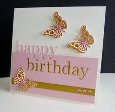 IC472 ~ Butterfly Birthday