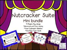 http://www.teacherspayteachers.com/Product/The-Nutcracker-Rhythm-Play-Along-Mini-Bundle-1565331