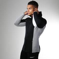 Gymshark Fit Hooded Top - Black