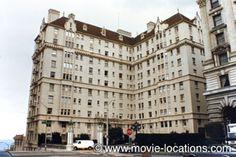 Vertigo filming location: Brocklebank Apartments, 1000 Mason Street, San Francisco