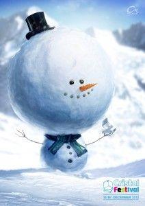 "Finalist / Campaign: ""Snowman"" / Creatives: Edward Tillbrook & Richard Ince / Agency: Leo Burnett London / Country: UK"