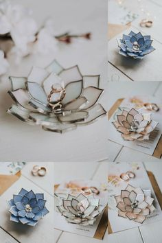 We added a few more beautiful pastel colors to our wedding ring dish collection! Types Of Wedding Rings, Wedding Ring Styles, Ring Holder Wedding, Ring Pillow Wedding, Traditional Wedding Rings, Alternative Wedding Rings, Ring Bearer Pillows, Wedding Ceremony Decorations, Ring Dish