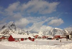 Norwegian Landscapes Reine.Lofoten Photography byRandi Ænmo — at Reine i Lofoten.