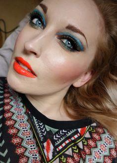 Tropical Feeling Make-Up