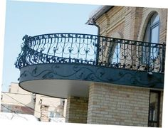 Metal Balcony Grill Design