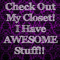 LIKE THIS POST TO BOOKMARK MY CLOSET! Various styles and sizes!! Something for everyone!! Amazing prices and Lots of Unique Items!!  PLEASE SHARE!!! ❤🐝😊 Other