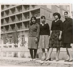 Iran Ink: college years 1950-61