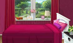 Episode Interactive Backgrounds, Episode Backgrounds, Art Reference Poses, Anime Scenery, Paper Houses, Landscape Illustration, Decoration, Anime Art, Memes