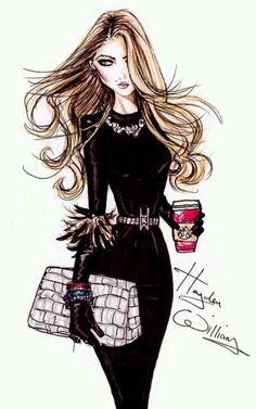 Starbucks and Hayden Williams... love